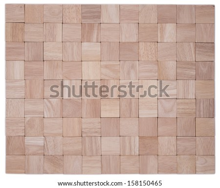 Seamless pine tree floor texture