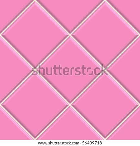 Kitchen Tiles Pink seamless pink tiles texture background kitchen stock illustration