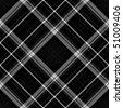 Seamless plaid pattern - stock photo