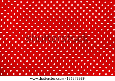 seamless Polka dot background - stock photo