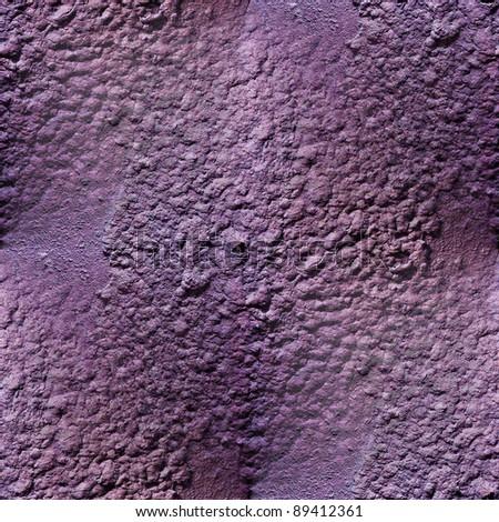 seamless purple texture wall metal iron grungy wall - stock photo