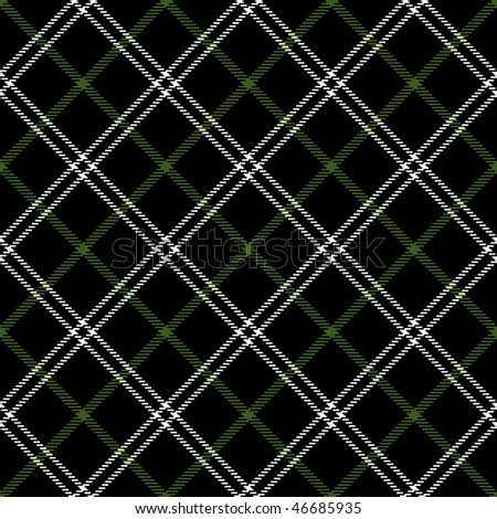 seamless repeating  argyle patterns - stock photo