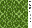seamless retro pattern - stock photo