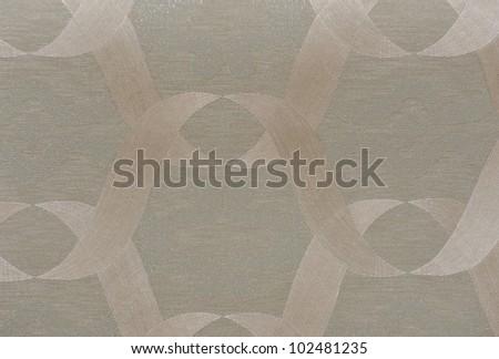 Seamless retro wavy background/texture - stock photo