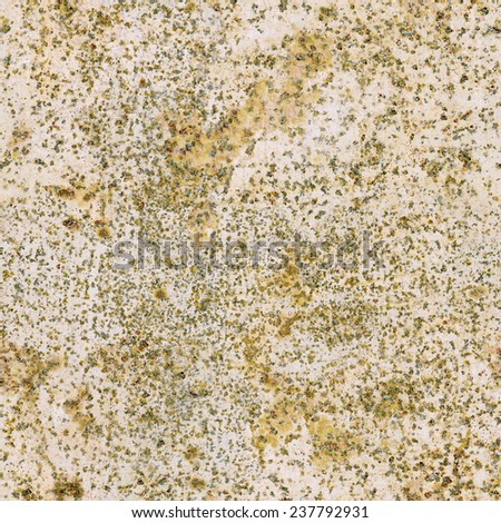 Seamless rusty corroded metal plate pattern for 3D texture - stock photo
