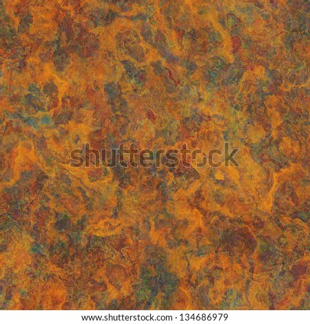 Seamless rusty metal texture (computer graphic, big collection)