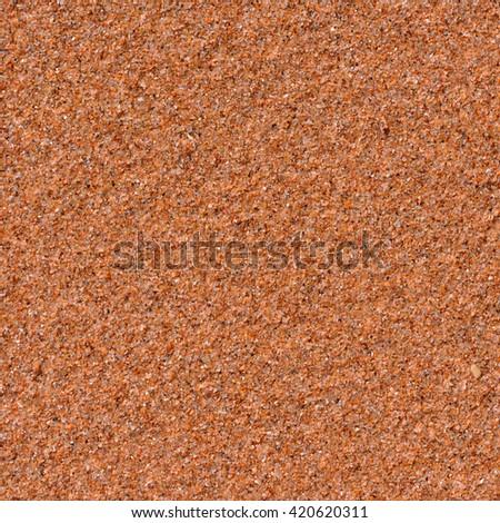 Seamless sand background - stock photo