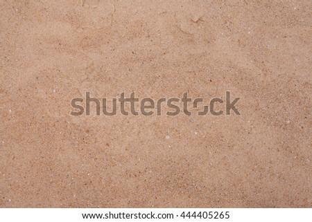 Seamless sand background. - stock photo