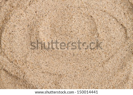 Seamless sand background,sand texture - stock photo
