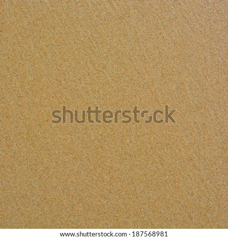 Seamless sand for background or texture - stock photo