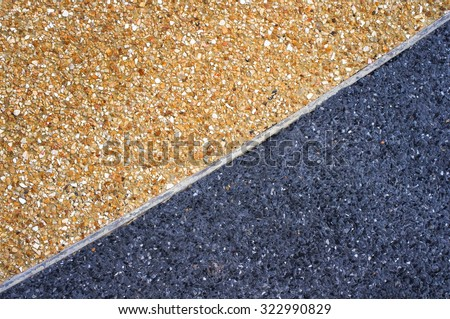 Seamless Sand Stone Texture Background, Exposed Aggregate Finish