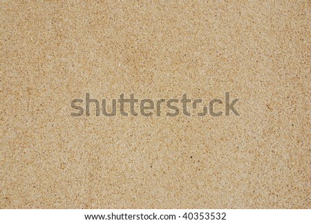 Seamless sand texture - stock photo