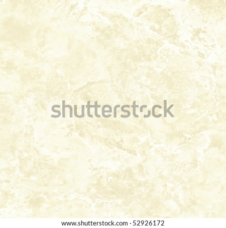 seamless soft marble texture - stock photo