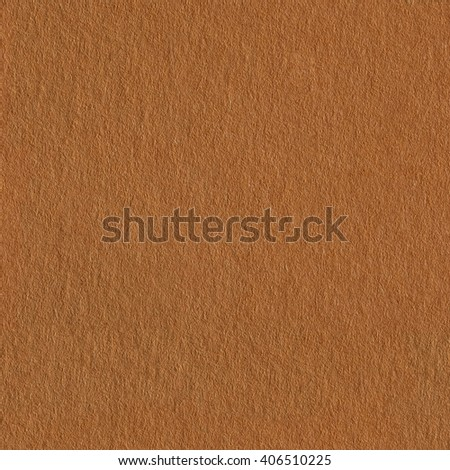 Seamless square texture. Brown paper cardboard background. Tile ready.