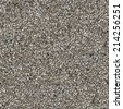 Seamless Stone Pebble Texture Pattern - stock photo