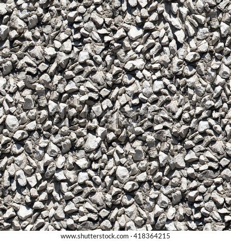 Seamless stone surface background. - stock photo
