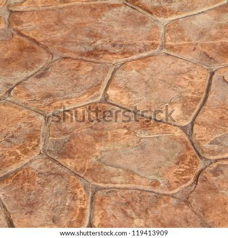 seamless stone wall texture - stock photo