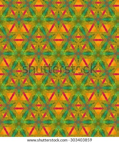 Seamless textile pattern. Colorful background.