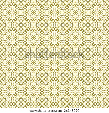 seamless texture of many brown repeating ornaments