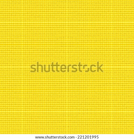 seamless texture of yellow - stock photo