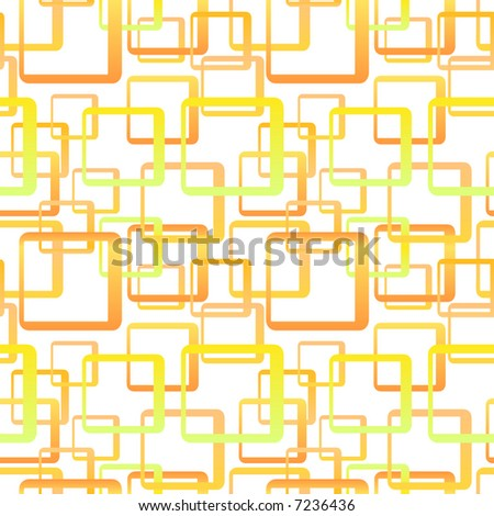 Seamless texture with rounded rectangles. Vector version - in my portfolio