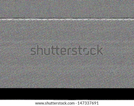 Seamless texture with television grainy noise effect - stock photo