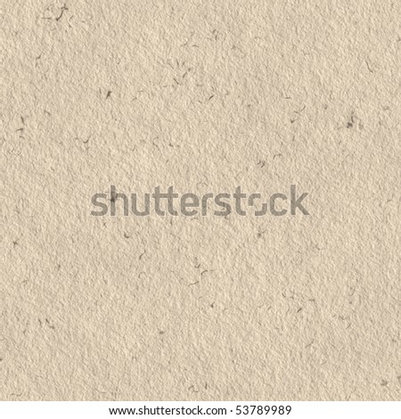Seamless Textured Light Paper - stock photo