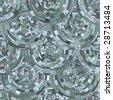 seamless tiles texture - stock photo