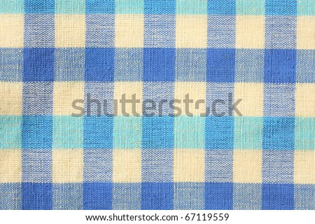 Seamless traditional tablecloth pattern - stock photo