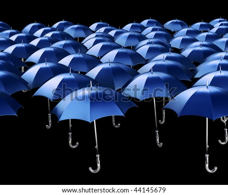 Seamless Umbrellas