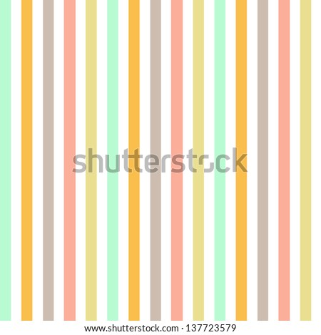 Seamless vertical lines pattern background - stock photo