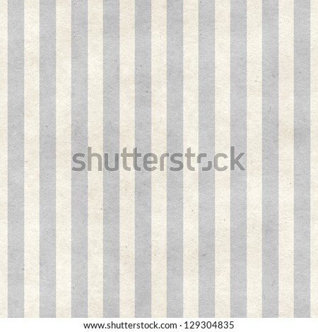 Seamless vertical stripes pattern on paper texture. Basic shapes backgrounds collection - stock photo