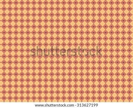 seamless vintage popart pattern background  - stock photo