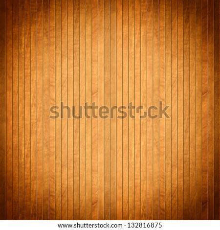 Seamless Vintage Wooden Panel Texture - stock photo