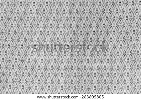 Seamless wallpaper - stock photo