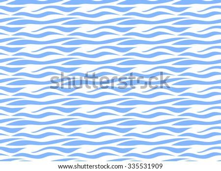 seamless water pattern  background jpeg version - stock photo