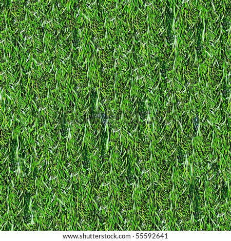 Seamless. Weeping willow background.  (Seamless pattern  for continuous replicate). - stock photo