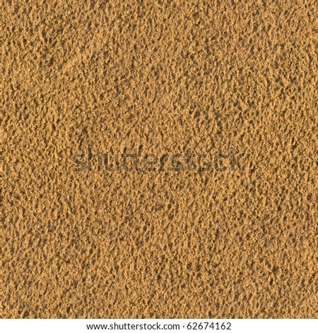 Seamless wet sand texture for your design - stock photo