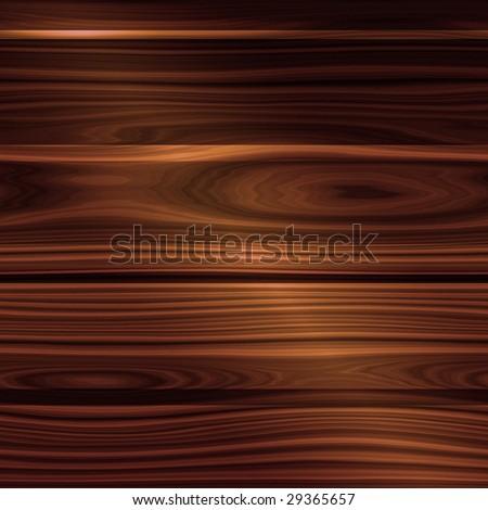 Seamless Wood - stock photo