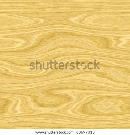 Seamless wood texture - stock photo