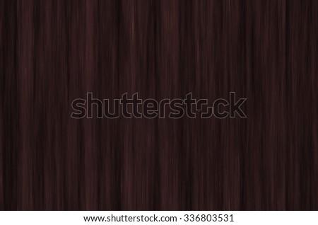Seamless wood texture background illustration closeup. Dark wood - stock photo