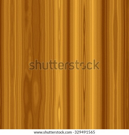 Seamless wood texture background illustration closeup. Light wood