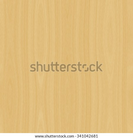 Seamless wood texture background illustration closeup. Light wood - stock photo