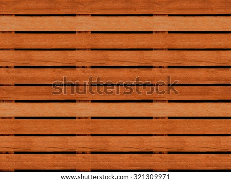 Seamless Wooden Texture Of Floor Or Pavement With Red Line Pallet
