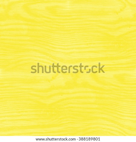 seamless yellow wooden texture - Easter background - stock photo