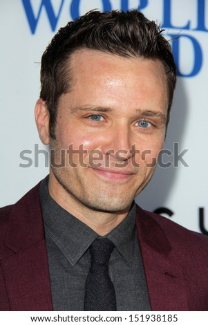"Seamus Dever at ""The World's End"" Los Angeles Premiere, Cinerama Dome, Hollywood, CA 08-21-13"