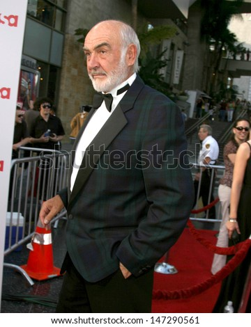 Sean Connery AFI Salute to Al Pacino Kodak Theater Los Angeles, CA June 7, 2007 - stock photo