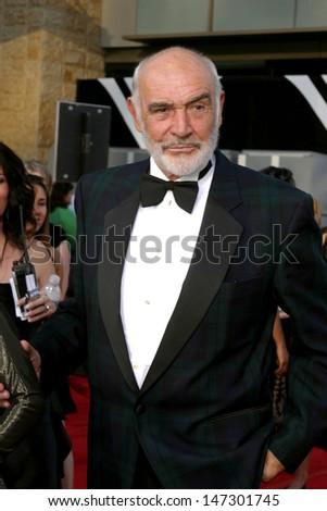 Sean Connery AFI Salute to Al Pacino Kodak Theater Los Angeles, CA June 7, 2007 - stock photo