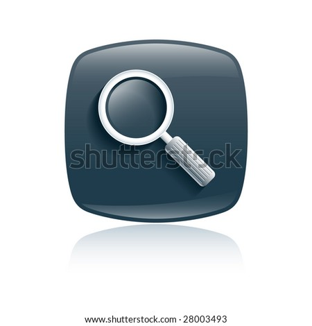 search button - stock photo
