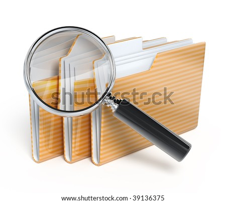 Search files - 3d render - stock photo